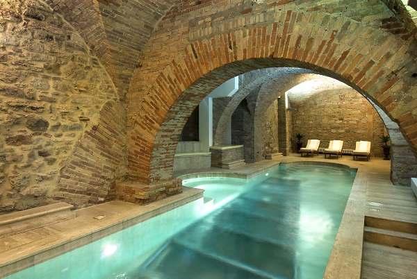 Perugia Brufani Palace Hotel Nel Centro Storico Di Perugia