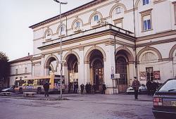 Piazza Vittorio Veneto - Station F.S.