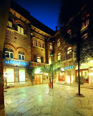 Hotel New Moon Perugia_hotel_la_rosetta