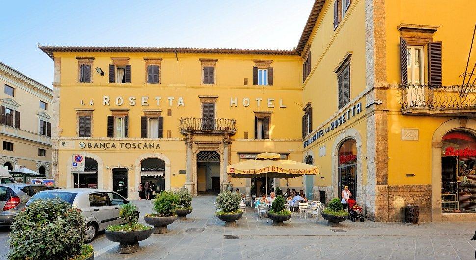 La Rosetta Hotel Amp Restaurant A Perugia
