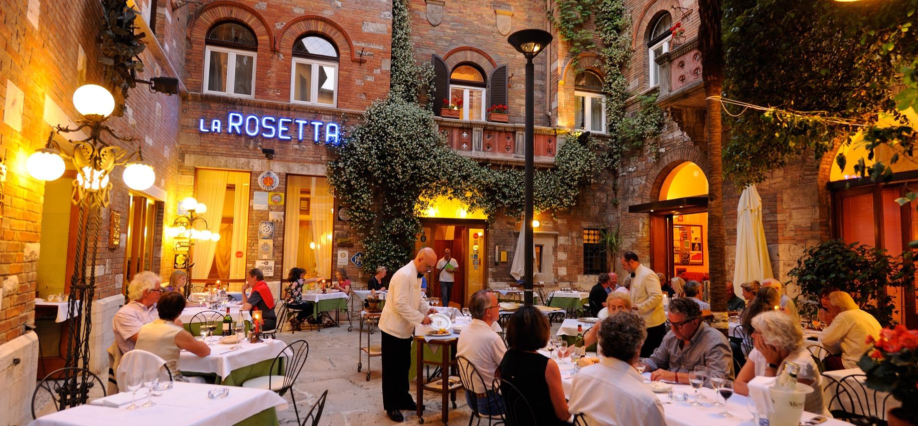 Events La Rosetta Hotel Amp Restaurant Perugia